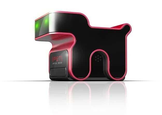 Celluon evoMouse Pet Mouse Design