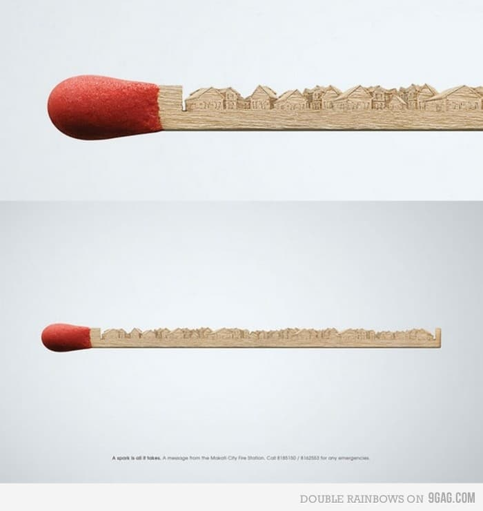 Match Art: The Micro World Of A Matchstick