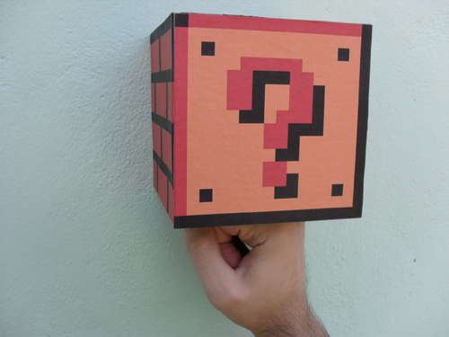 How To: Build Your Own Functional Super Mario Coin Block
