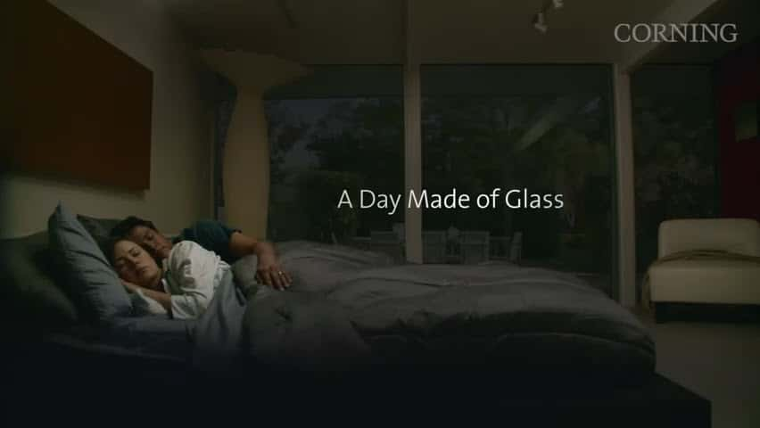 Corning: The Future Is All About Touchscreen Glass Infographics
