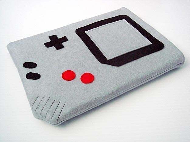 A Game Boy iPad 2 Cover For Retro Gaming Geeks