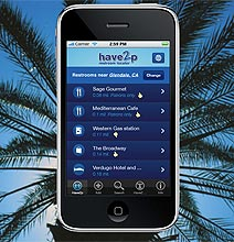Have2P: iPhone App Makes Peeing More Convenient