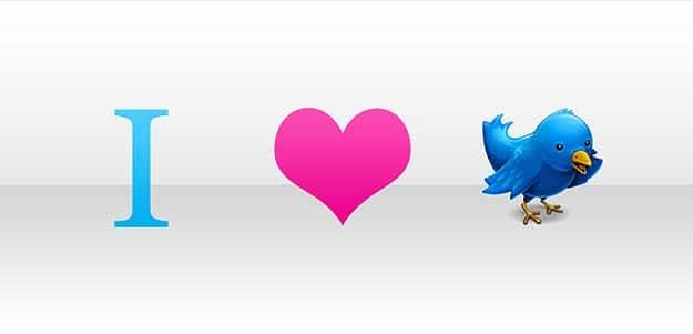 I Love Twitter Tweet