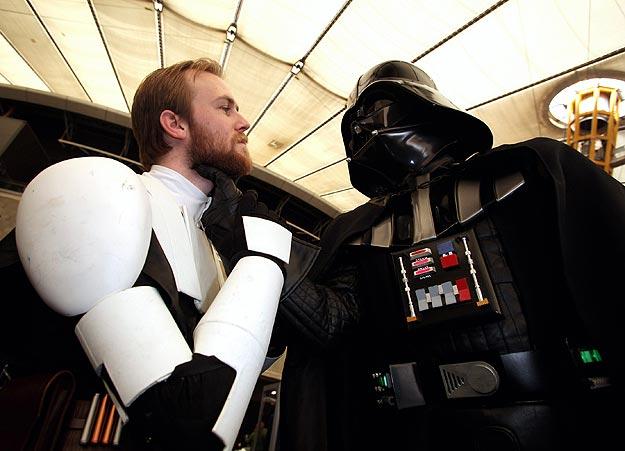 Star Wars School Opens