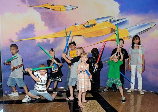 Become A Jedi Master: The First Star Wars School Opens