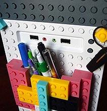 Lego PC Desktop Case: PCs Are Cool Again!