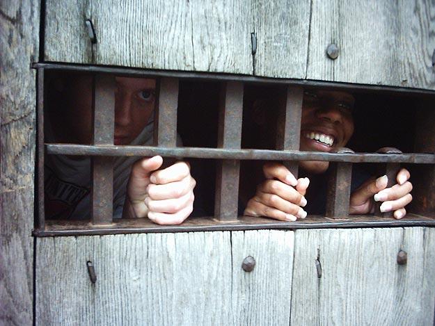 Prison with no Windows