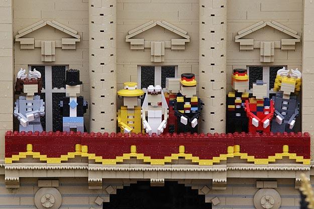 The Royal Wedding Legoized