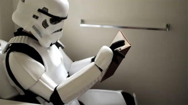 Star Wars Music Video Clip