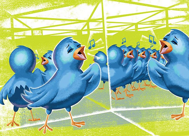 The Surprising Discovery About Twitter Retweets