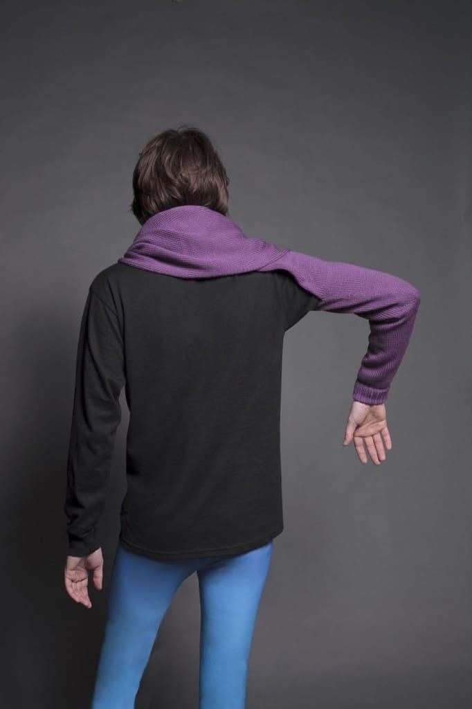 Geek Fashion Clothing Sleeve Scarf