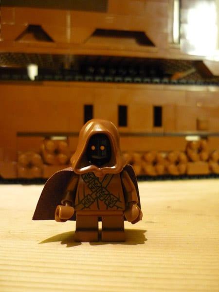 Star Wars Lego Sand Crawler Is Beyond Retro