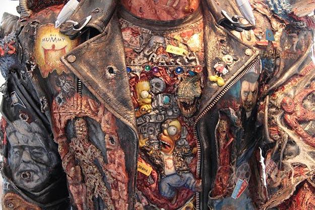 Movie Lovers: Geektastic Terminator Sculpture Of Film History