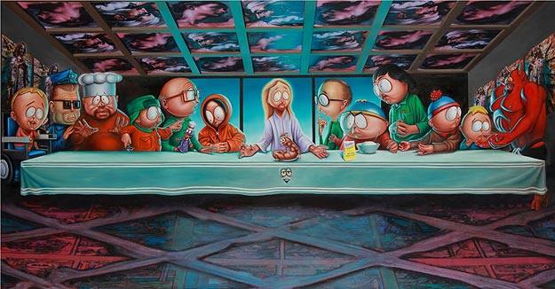 The Last Supper Illustrations