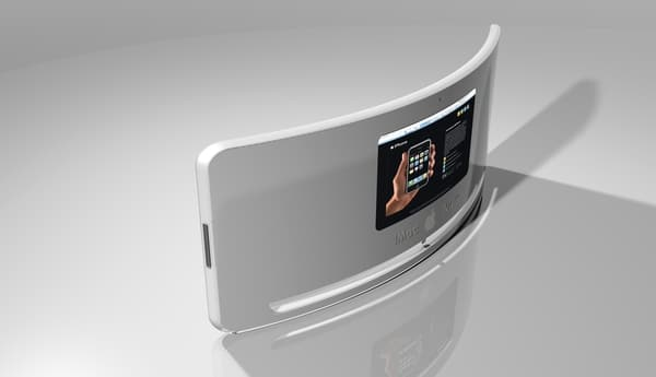Concept Apple Curved Dual Display