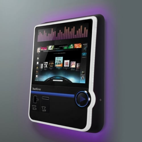 Touch Screen Smart Jukebox Design