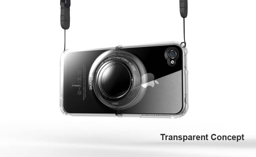 iPhone Professional Photographer Case Skin