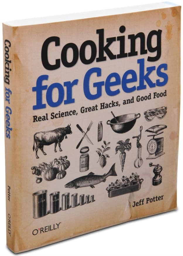 cooking for geeks cookbook