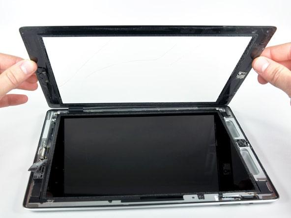 iPad 2 Teardown Interior Showcase