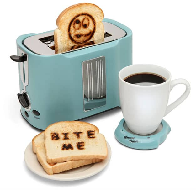 Creative Breakfast Toasts For The Geek In You