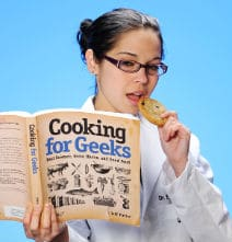 A Cooking Resource For Geeks