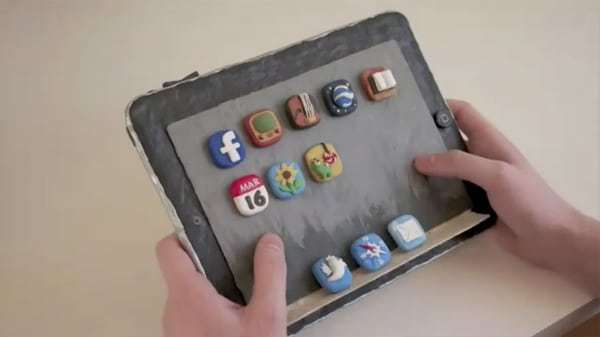 Analog iPad 2 Technology Design