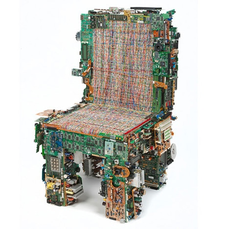 Binary Chair Circuit Board Design