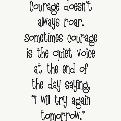 Ways To Build Your Courage