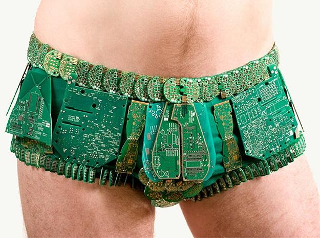 Circuit Board Boxers Underwear