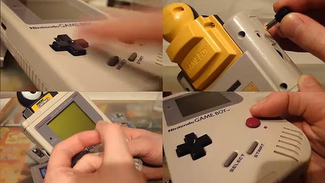 Genuine Game Boy Created Music
