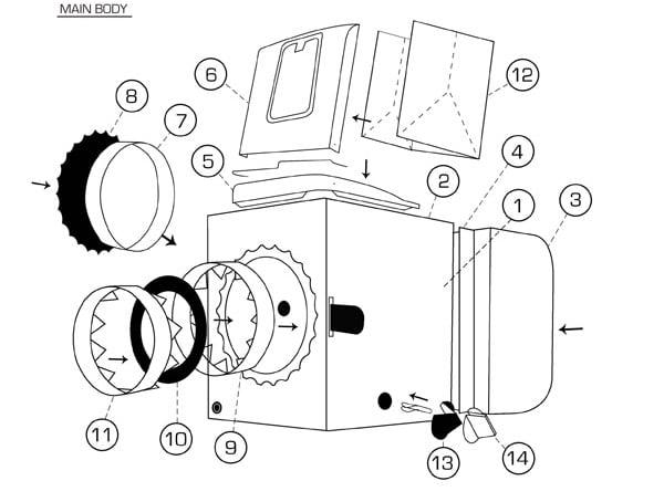 Hasselblad Downloadable Camera Blueprint Design
