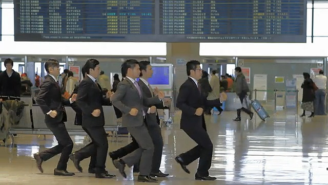These Japanese Guys REALLY Know How To Dance