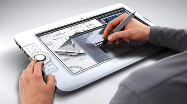 M Pen Pad Touch PC