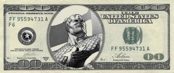 Benjamin Customization: Make Your Own $100 Bill
