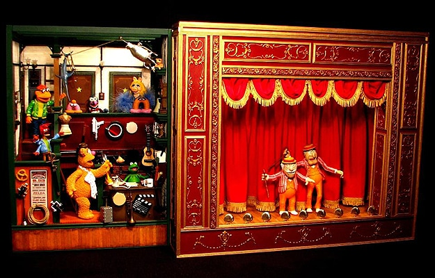 Palisades Muppet Theatre Playset