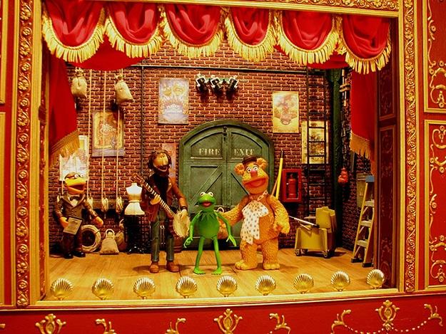 Palisades Muppet Theatre Playset