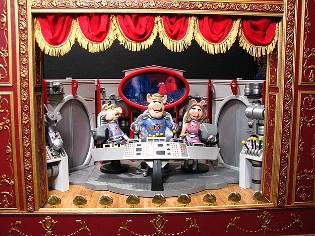 Muppet Show Theatre Playset