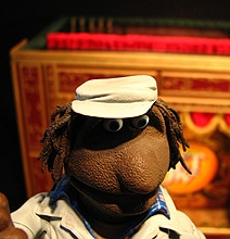 Muppet Fans: A Fabulous Muppet Show Theatre Design