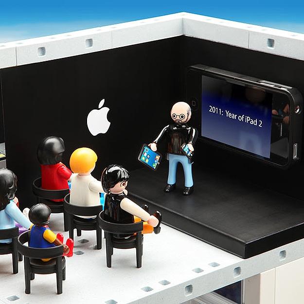 Apple's Official Playset Steve Jobs