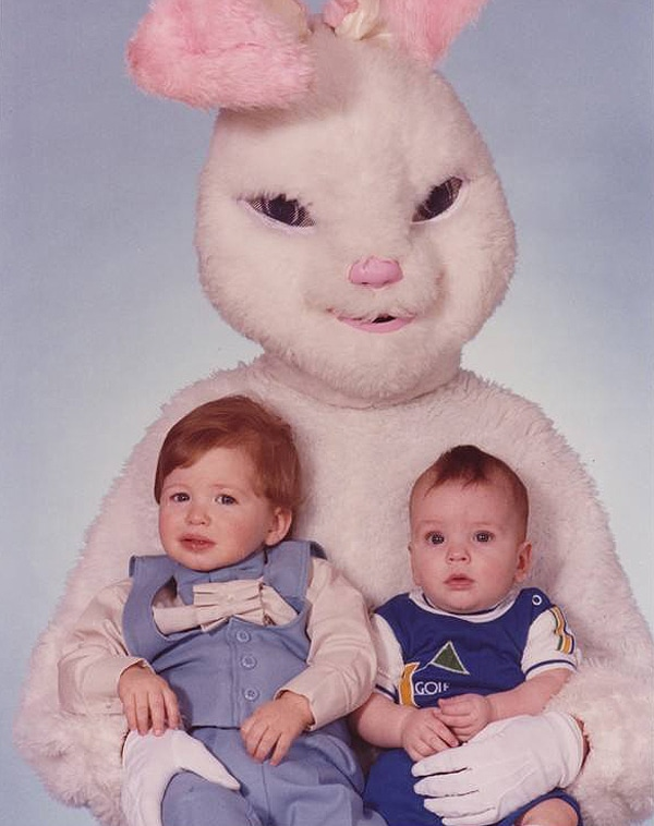 13 Disturbingly Evil Easter Bunnies