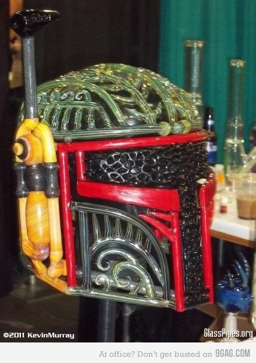 Star Wars Boba Fett Pipe