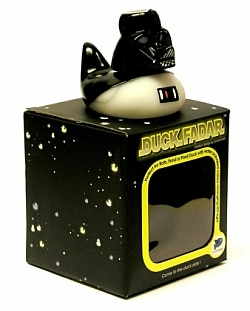 Star Wars LED Rubber Ducks