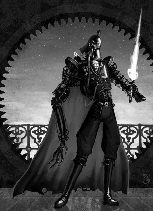 Star Wars Steampunk: From A Whole Nother Perspective