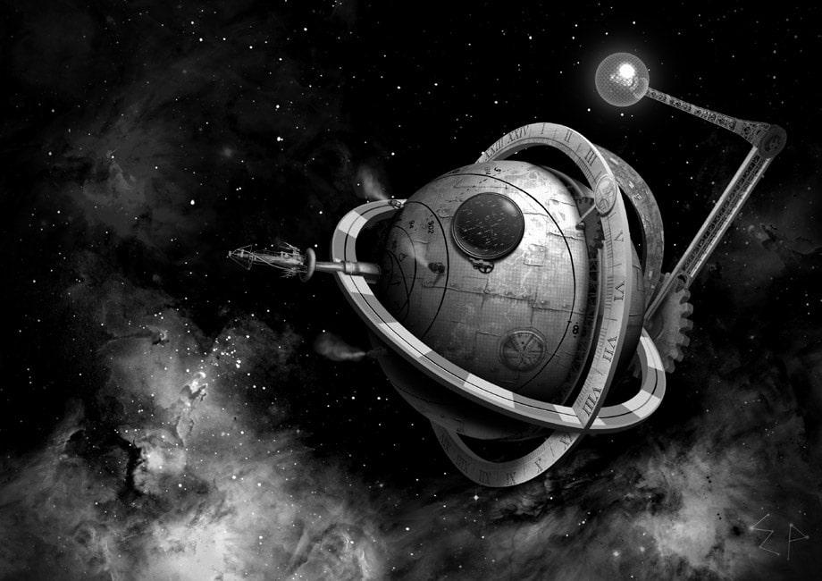 Star Wars Unique Steampunk Design