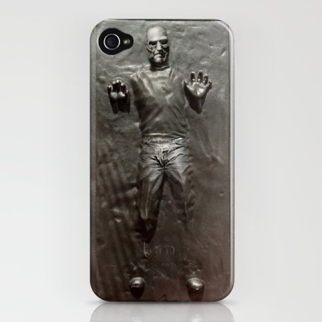 iPhone Case Steve Jobs Carbonite