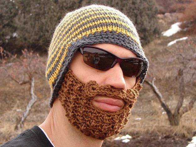 taraduff Etsy Store Beard Beanie