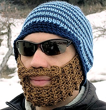 Beard Beanie: The Geeky Way To Keep Your Face Warm