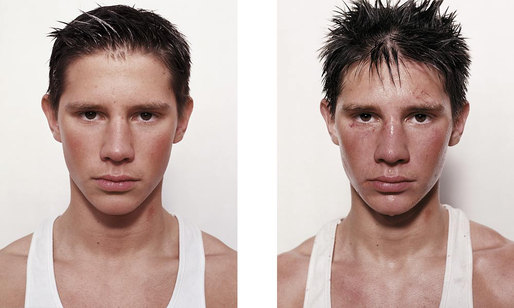 Boxing Before And After Images