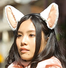 Augmented Body: Wear Cat Ears Controlled By Brain Waves