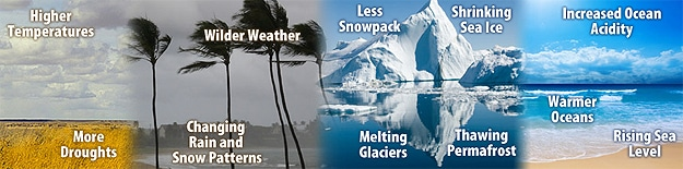 Effects Of Global Warming Planet